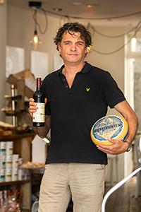 wijn proeven in Den Bosch met Jos Oerlemans