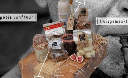 Pakket met truffels